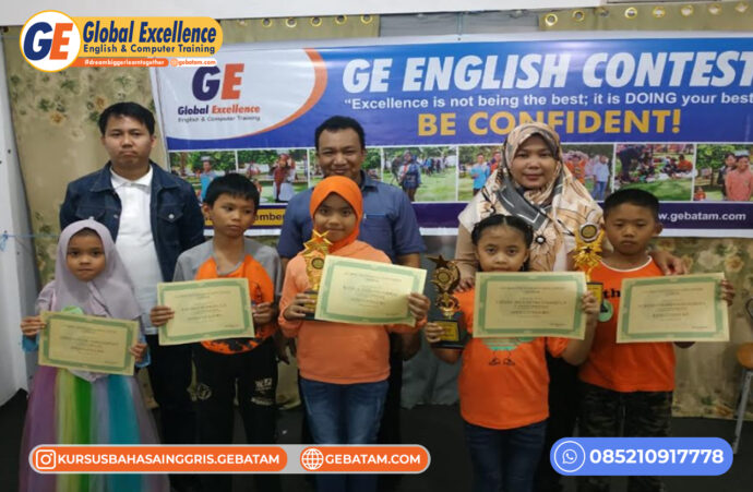 Kursus Bahasa Inggris Untuk Pelajar